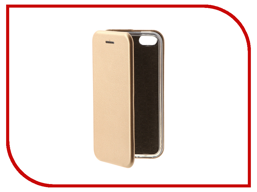 Аксессуар Чехол Neypo Supreme для APPLE iPhone 5/5S Gold NSB3285 hollowed diamond ring pattern titanium frame case for iphone 5 5s gold