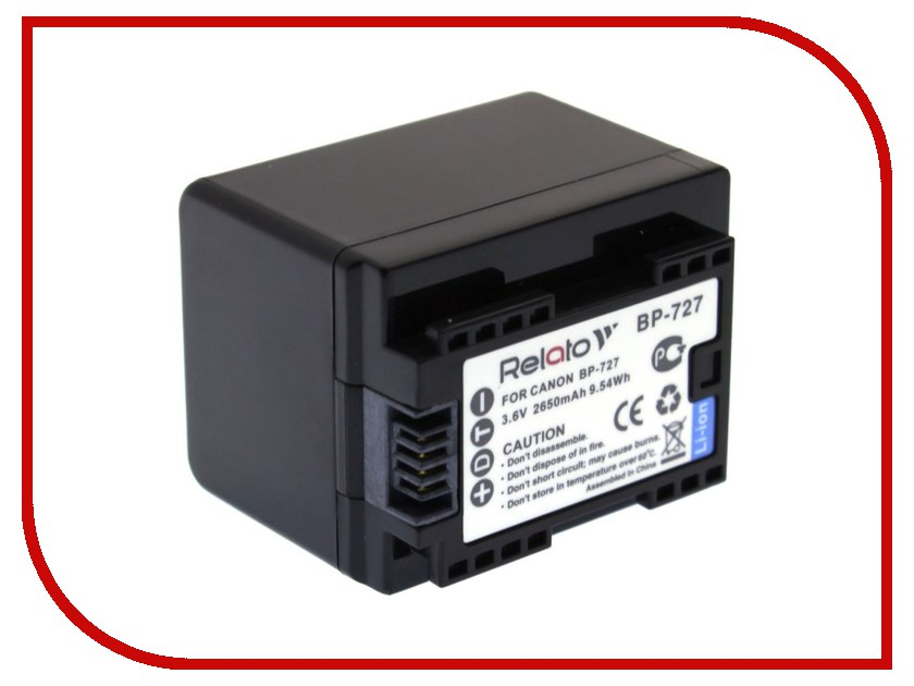 Аккумулятор Relato BP-727 для Canon Ivis HF M51/HF M52/HF R30/HF R31/HF R42 / LEGRIA HF M506/HF M52/HF M56/HF M60/HF R36/HF R37/HF R38/HF R306/HF R406/HF R46/HF R48 / VIXIA HF M50/HF M500/HF M52/HF R30/HF R300/HF R32/HF R40/HF R400/HF R42 70w minipa70 ft 817 hf power amplifier high frequency power amplifier