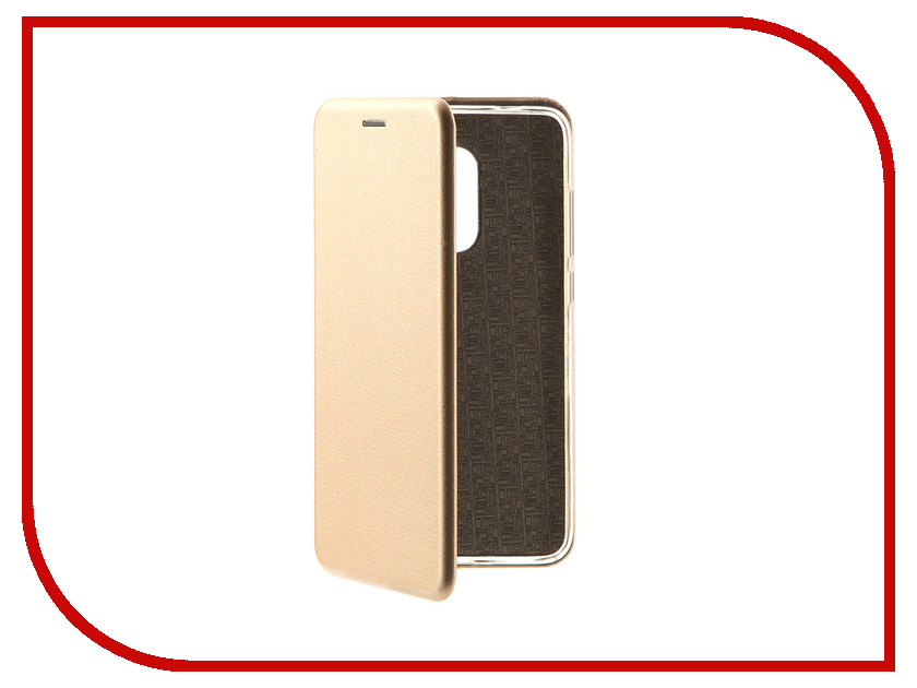 Аксессуар Чехол-книга Xiaomi Redmi Note 4X Innovation Book Gold 10575 prime book чехол для xiaomi redmi note 4x black
