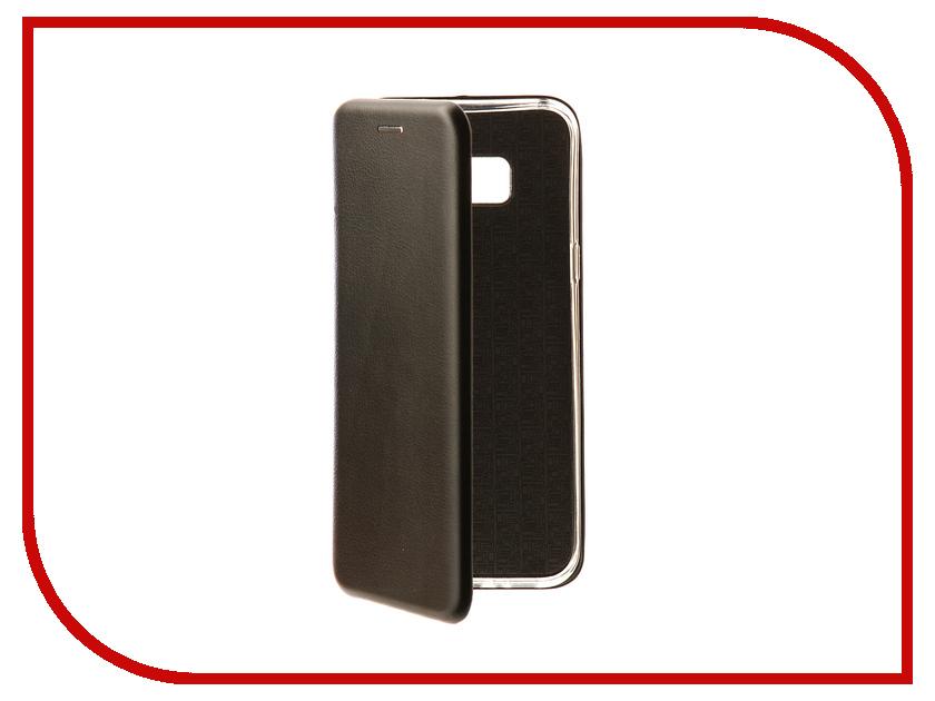 Аксессуар Чехол-книга Samsung Galaxy S8 Plus Innovation Book Black 10543 samsung galaxy s plus i9001