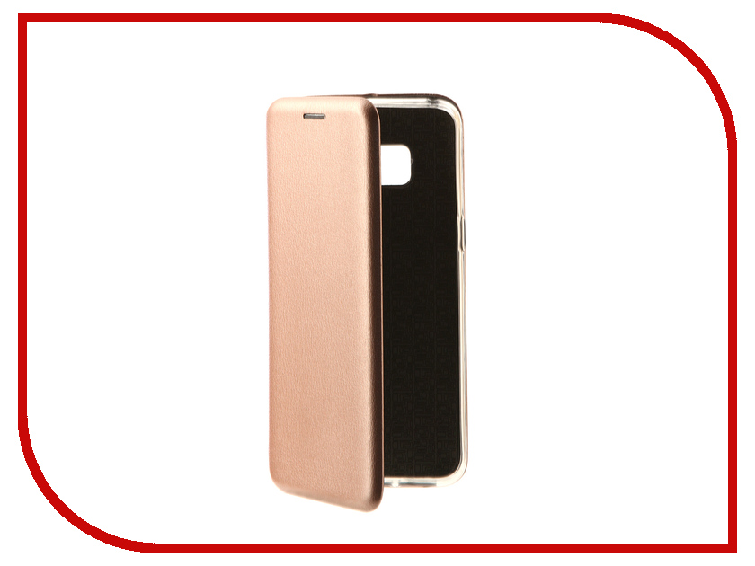 Аксессуар Чехол-книга Samsung Galaxy S8 Monsterskin Book Pink Gold 10537 storyfun for starters student s book