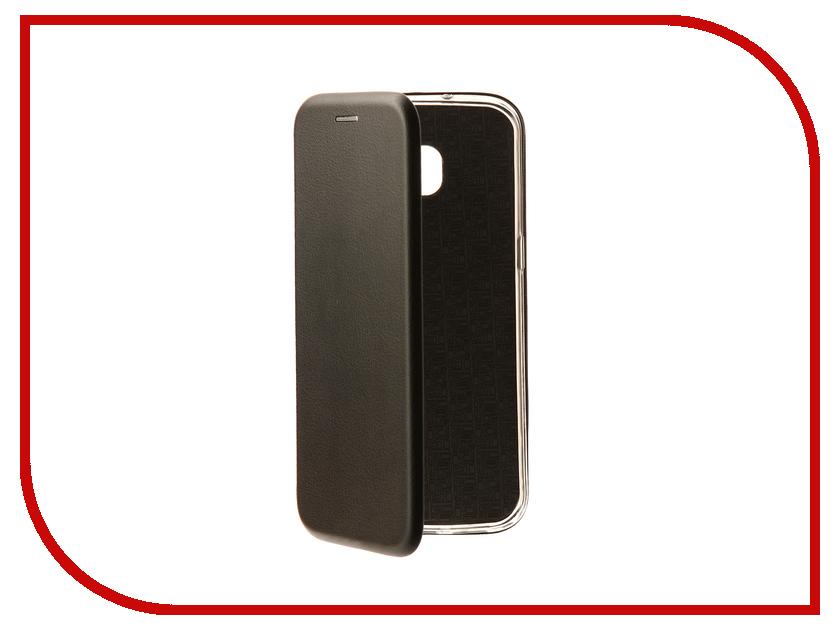 купить Аксессуар Чехол-книга для Samsung Galaxy S7 Edge Innovation Book Black 10535