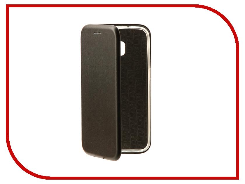 Аксессуар Чехол-книга для Samsung Galaxy S7 Innovation Book Black 10531 аксессуар чехол книга для samsung galaxy a5 2017 innovation book black 10504