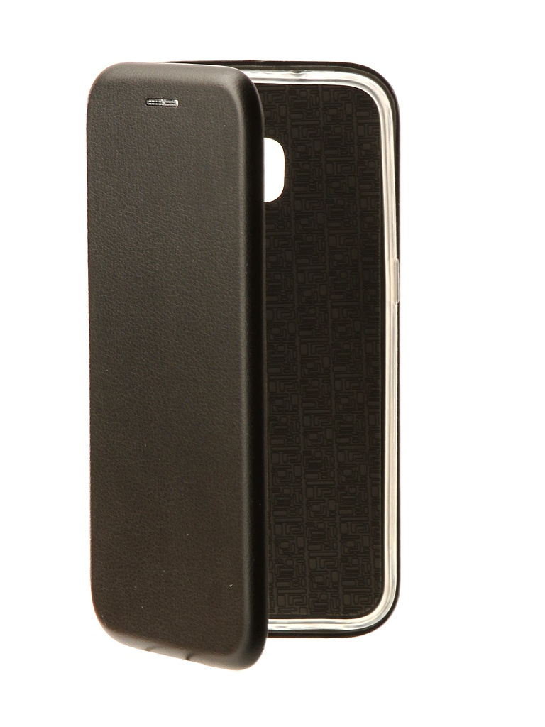 Аксессуар Чехол-книга для Samsung Galaxy S7 Innovation Book Black 10531 стоимость