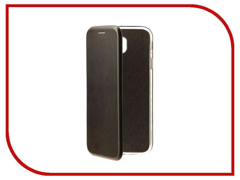 Аксессуар Чехол для Samsung Galaxy J7 2017 J730F Innovation Book Black 10523 innovation