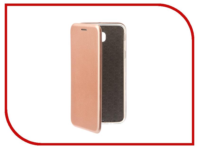 Аксессуар Чехол-книга Samsung Galaxy J5 Prime 2016 G570 Innovation Book Silver 10518 аксессуар чехол samsung galaxy j5 prime g570 celly air case black air640bk