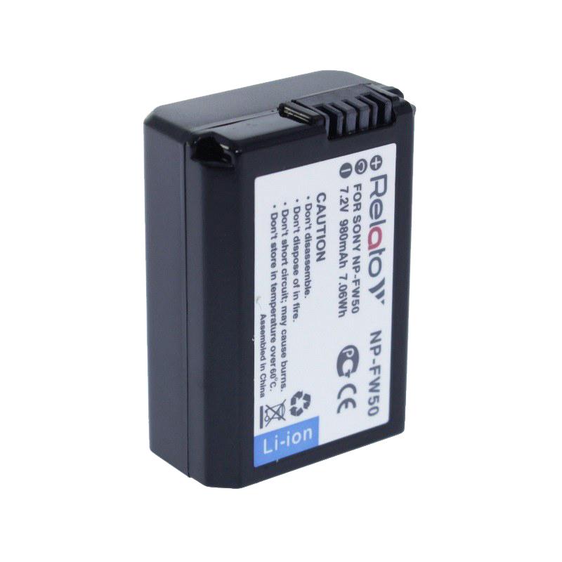 Аккумулятор Relato NP-FW50 для Sony