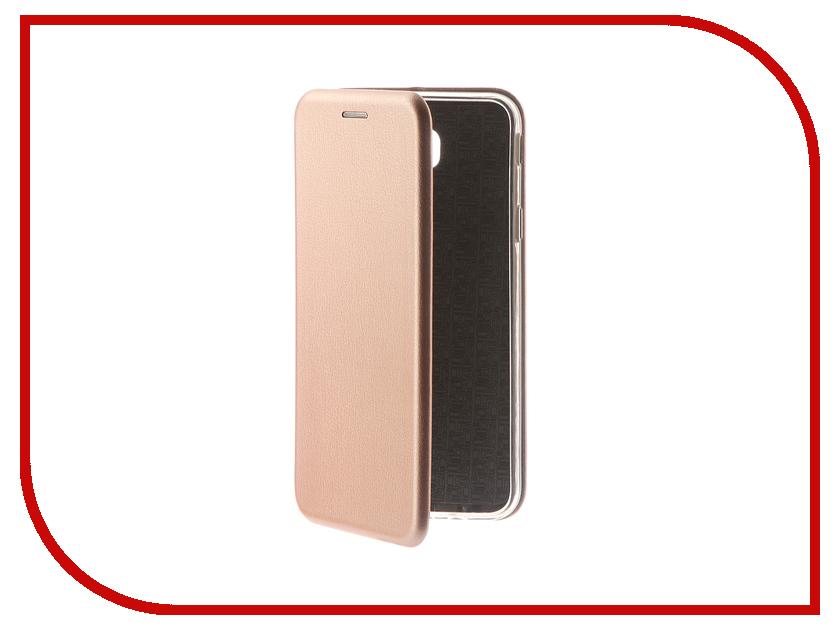 Аксессуар Чехол-книга Samsung Galaxy J5 Prime 2016 G570 Monsterskin Book Gold 10516 аксессуар чехол samsung galaxy j5 prime g570 gecko white s g sgj5pr wh