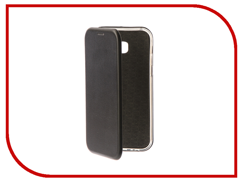 Аксессуар Чехол-книга для Samsung Galaxy A5 2017 Innovation Book Black 10504 цена и фото