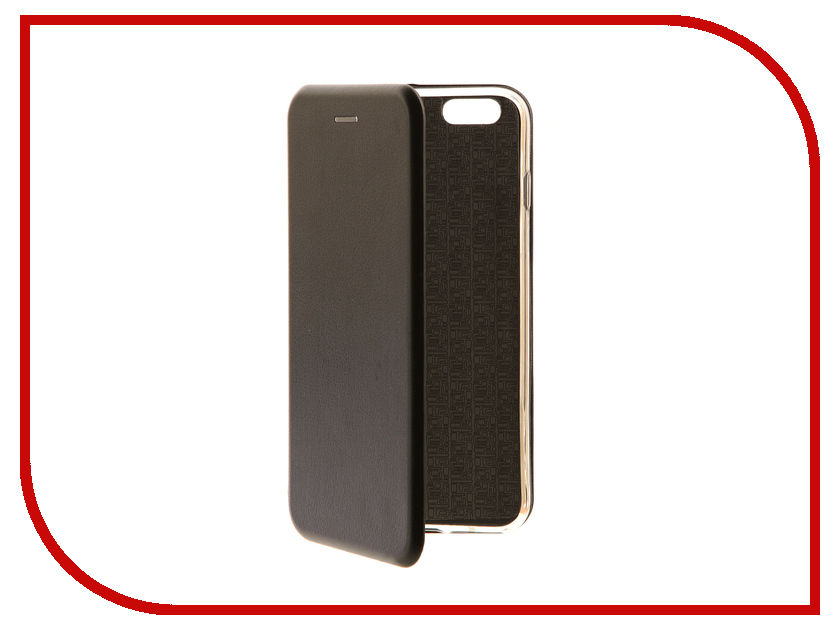 Аксессуар Чехол-книга Monsterskin Book Black для APPLE iPhone 6 Plus/6S Plus 10556