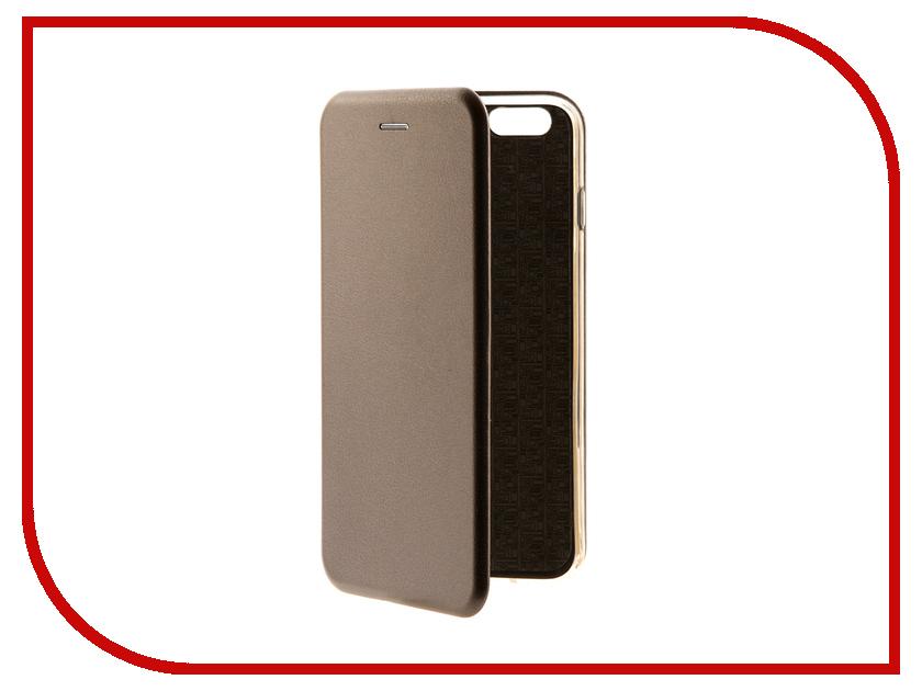 Аксессуар Чехол-книга Monsterskin Book Silver для APPLE iPhone 6 Plus/6S Plus 10557