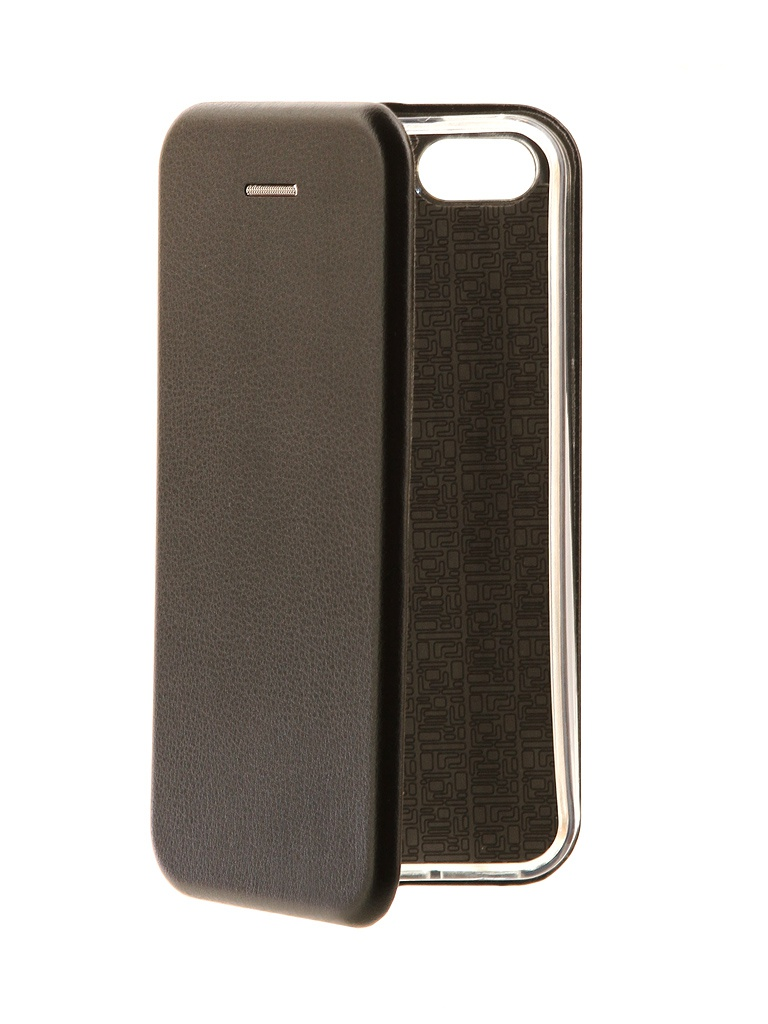 Чехол Innovation для APPLE iPhone 5 / 5S SE Book Black 10564