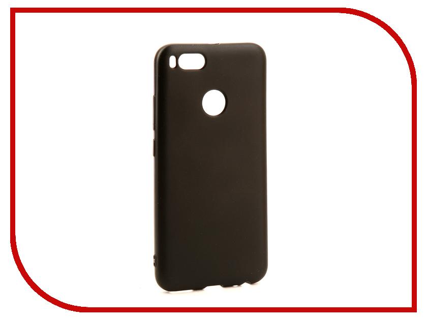 Аксессуар Чехол для Xiaomi Mi A1 Neypo Neon Silicone Black NSTN3319 аксессуар чехол xiaomi mi a1 svekla flash silicone black frame svf ximia1 bl