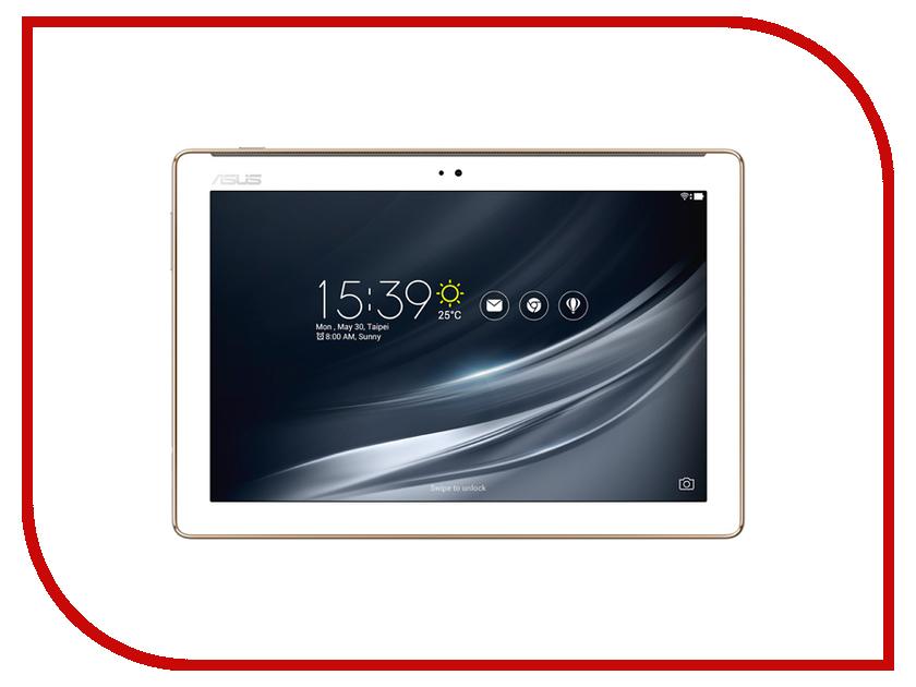 Планшет ASUS ZenPad 10 Z301MFL-1B007A 90NP00L1-M00860 White (MTK MT8735A 1.45 GHz/2048Mb/16Gb/Wi-Fi/3G/4G/Bluetooth/GPS/Cam/10.1/1920x1200/Android) asus z 380 c 1a 087 a 90 np 0221 m 02670