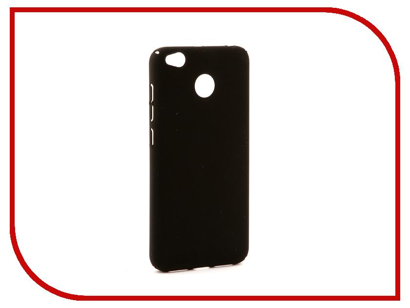 Здесь можно купить ST02143  Аксессуар Чехол Xiaomi Redmi 4X Neypo Soft Touch Black ST02143