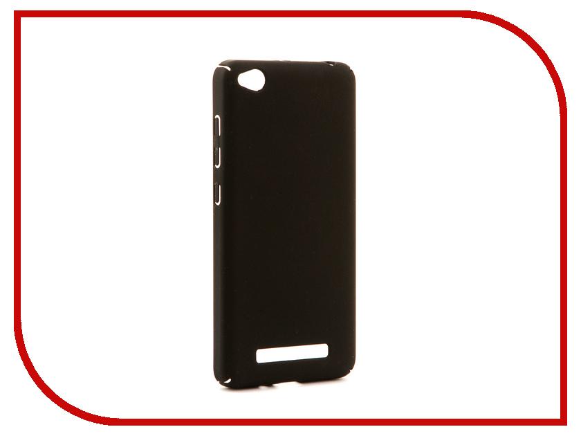 Аксессуар Чехол Xiaomi Redmi 4A Neypo Soft Touch Black ST02142