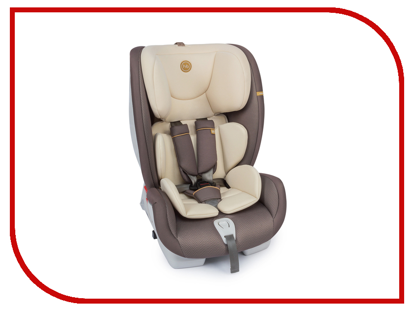 Автокресло Happy Baby Joss Brown 4690624021251 happy baby happy baby автокресло passenger v2 brown коричневое