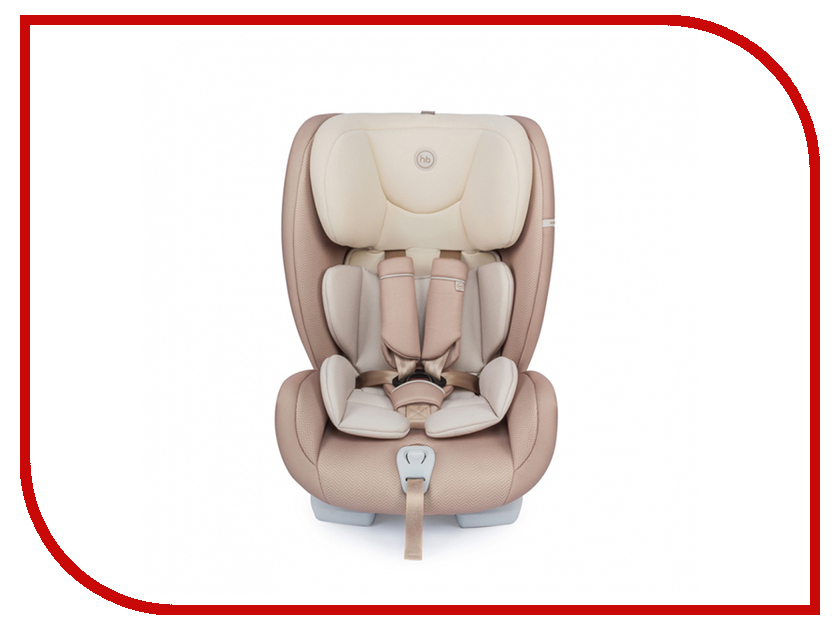 Автокресло Happy Baby Joss Beige 4690624021268