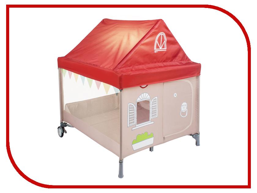 Манеж-кровать Happy Baby Alex Home 4690624021695 манеж happy baby happy baby манеж alex violet