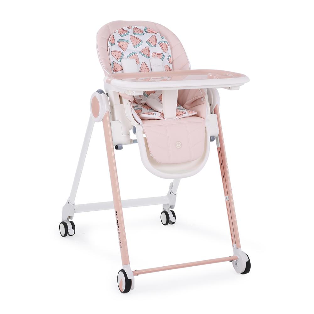 Стул Happy Baby Berny Pink 4690624021374