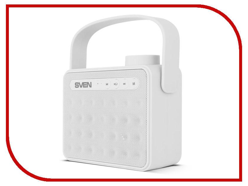 Колонка Sven PS-72 White SV-016067 sonance ps p43t white