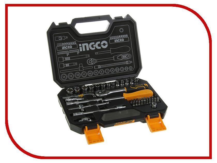 Набор инструмента Ingco HKTS14451 Industrial колонки harman kardon hkts 16 hkts 16bq 230