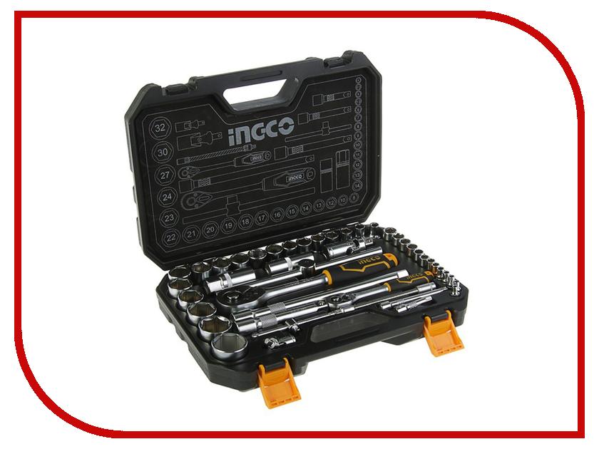 Набор инструмента Ingco HKTS42441 Industrial колонки harman kardon hkts 16 hkts 16bq 230