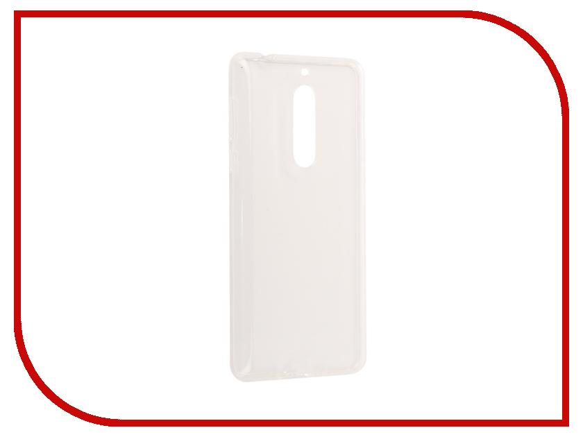 Аксессуар Чехол Nokia 5 Neypo Silicone Transparent NST0350