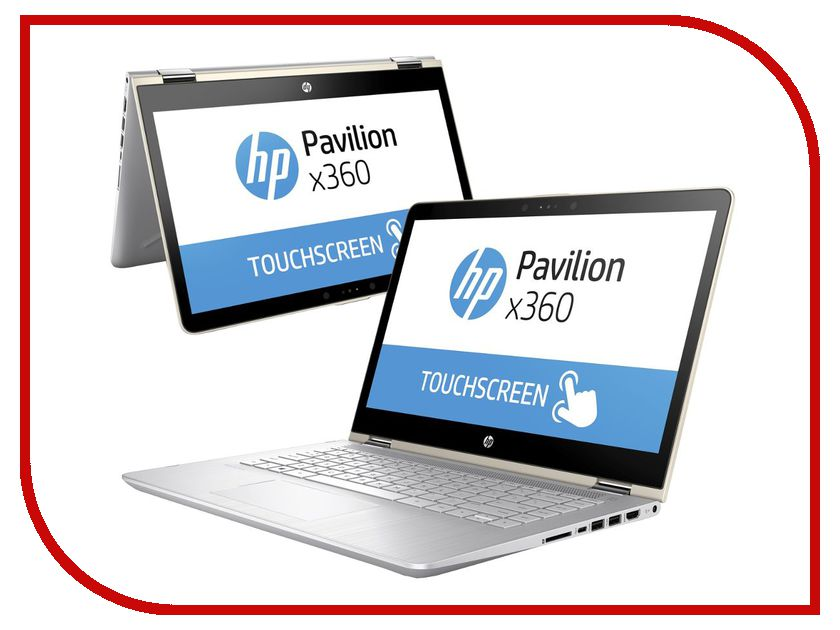 Ноутбук HP Pavilion x360 14-ba104ur 2PQ11EA (Intel Core i5-8250U 1.6 GHz/6144Mb/1000Gb + 128Gb SSD/No ODD/nVidia GeForce 940MX 2048Mb/Wi-Fi/Bluetooth/Cam/14.0/1920x1080/Touchscreen/Windows 10 64-bit) ноутбук hp pavilion x360 14 ba105ur 14 1920x1080 intel core i7 8550u 1 tb 128 gb 8gb nvidia geforce gt 940mx 4096 мб серебристый windows 10 home 2pq12ea