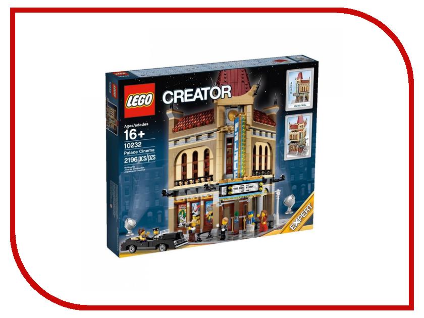 конструктор lego creator реактивный самолет 31042 Конструктор Lego Creator Кинотеатр Палас 10232