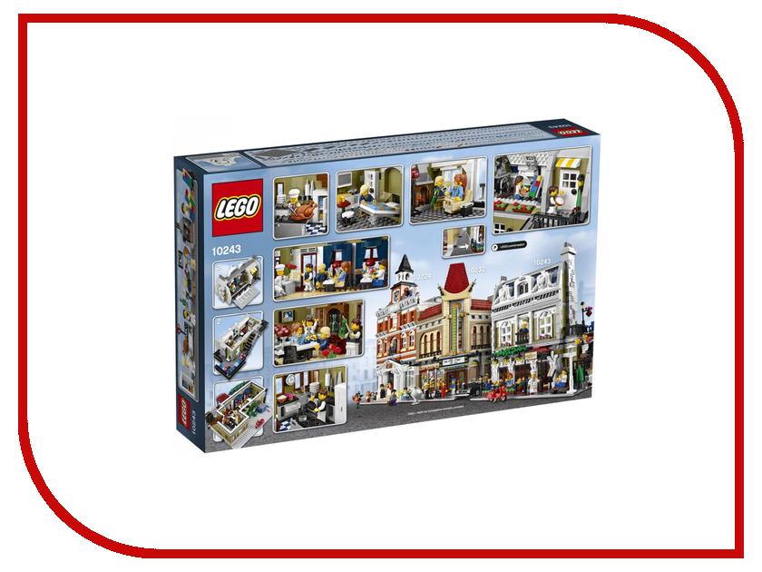 Конструктор Lego Creator Парижский ресторан 10243 конструктор lego creator мотоцикл оранжевый 31059