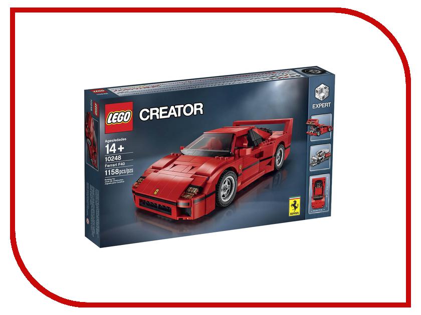 конструктор lego creator реактивный самолет 31042 Конструктор Lego Creator Ferrari F40 10248