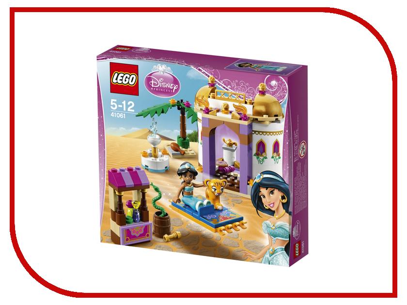 Конструктор Lego Disney Princess Экзотический дворец Жасмин 41061 конструктор lego super hero girls тёмный дворец эклипсо 41239