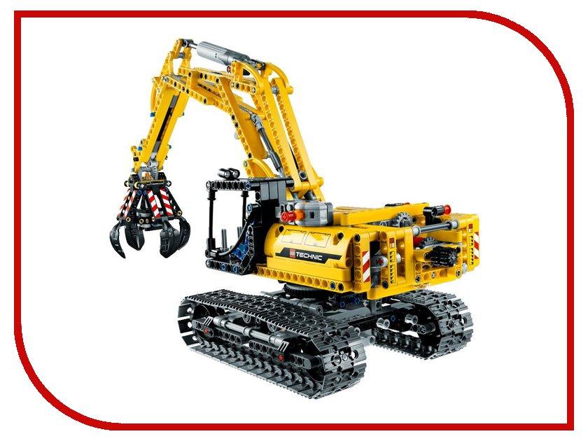 цены Конструктор Lego Technic Экскаватор 42006