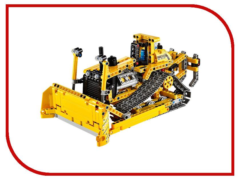 Конструктор Lego Technic Бульдозер 42028 конструктор lego technic combine harvester 8274
