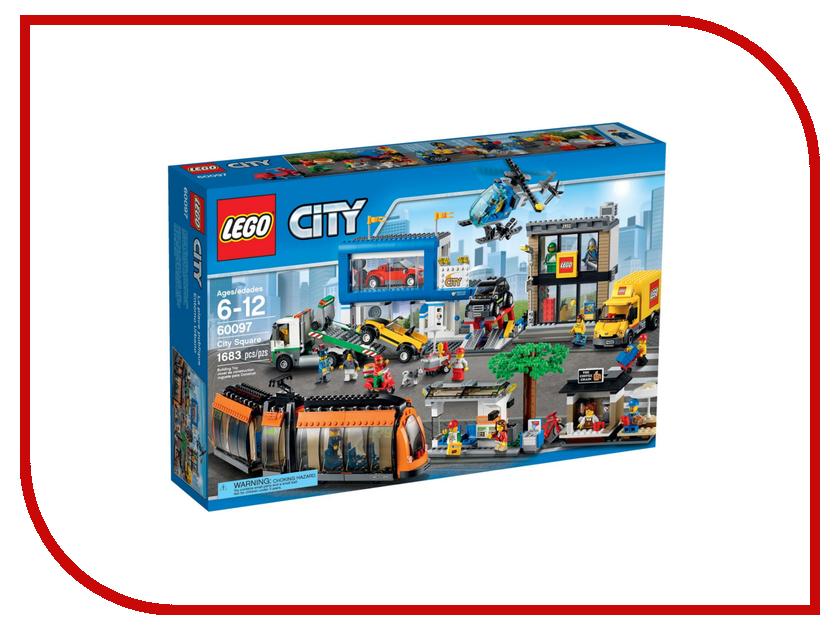 Конструктор Lego City Городская площадь 60097 10810 лего