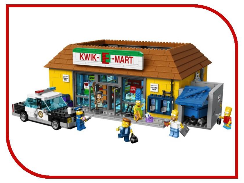 Конструктор Lego The Simpsons Kwik-E-Mart 71016