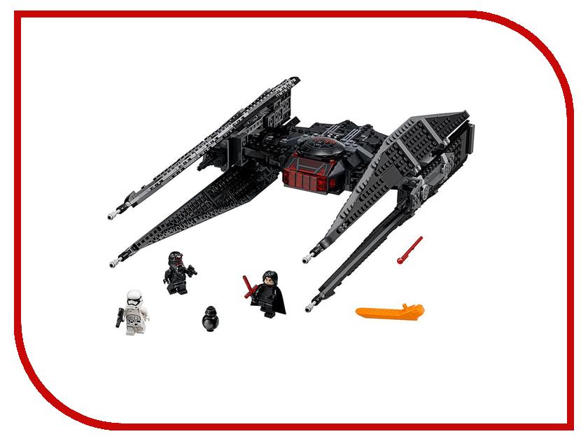 Конструктор Lego Star Wars Истребитель СИД Кайло Рена 75179 lego 75104 командный шаттл кайло рена