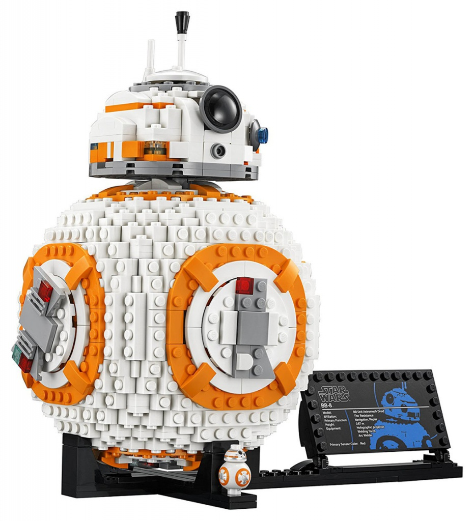 Конструктор Lego Star Wars BB-8 75187