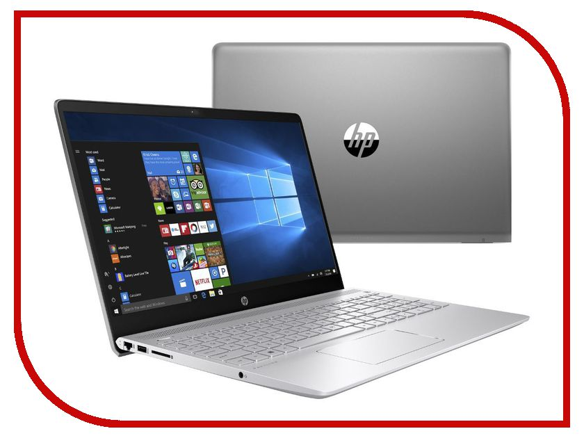 Ноутбук HP Pavilion 15-ck017ur 2VZ81EA (Intel Core i5-8250U 1.6 GHz/4096Mb/500Gb/No ODD/nVidia GeForce 940MX 2048Mb/Wi-Fi/Bluetooth/Cam/15.6/1920x1080/Windows 10 64-bit) hewlett packard hp лазерный мфу печать копирование сканирование