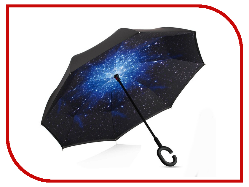 Зонт Зонт Наоборот Space бодиарт other 24