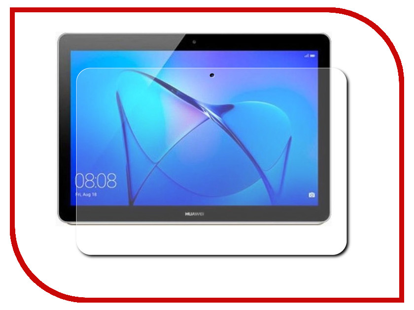 Аксессуар Защитное стекло для Huawei MediaPad T3 10 9.6 Partson G-019