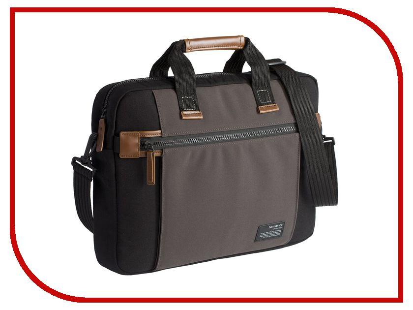 Аксессуар Сумка Samsonite Sideways Laptop Bag Black-Grey 22N-19004 samsonite