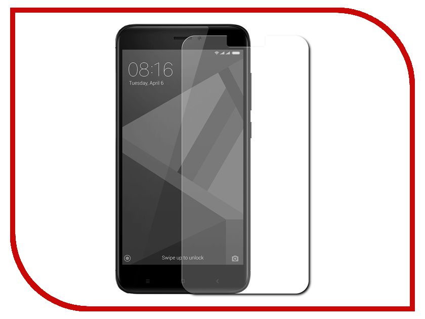 Аксессуар Защитное стекло Xiaomi Redmi 4X Sotaks 00-00002478