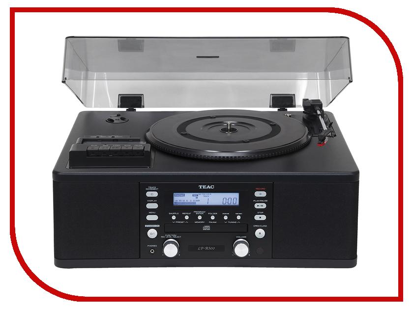 Проигрыватель Teac LP-R500 Black цены онлайн