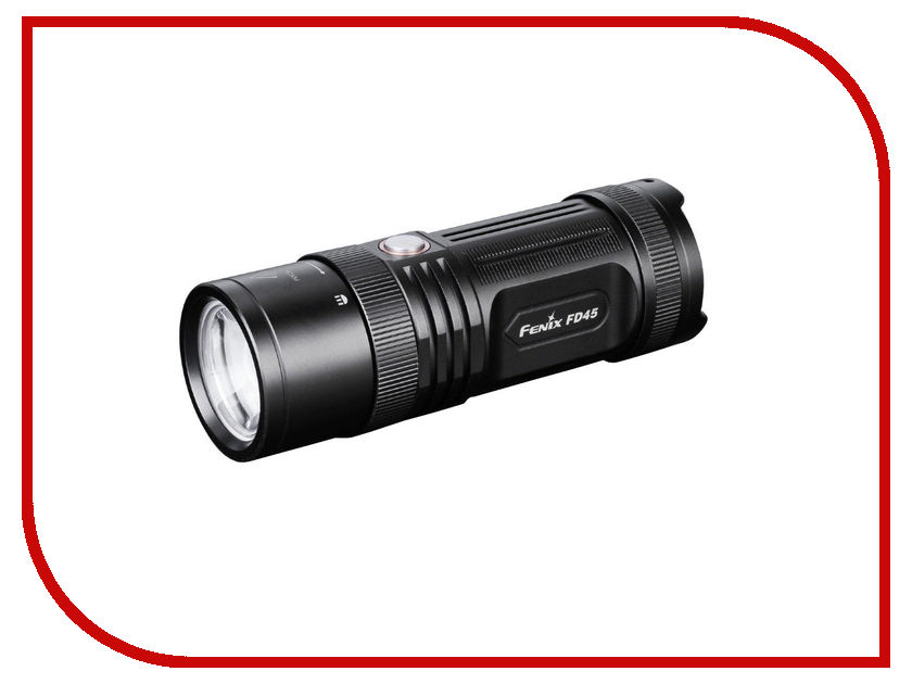 Фонарь Fenix FD45 фонарь fenix fd65