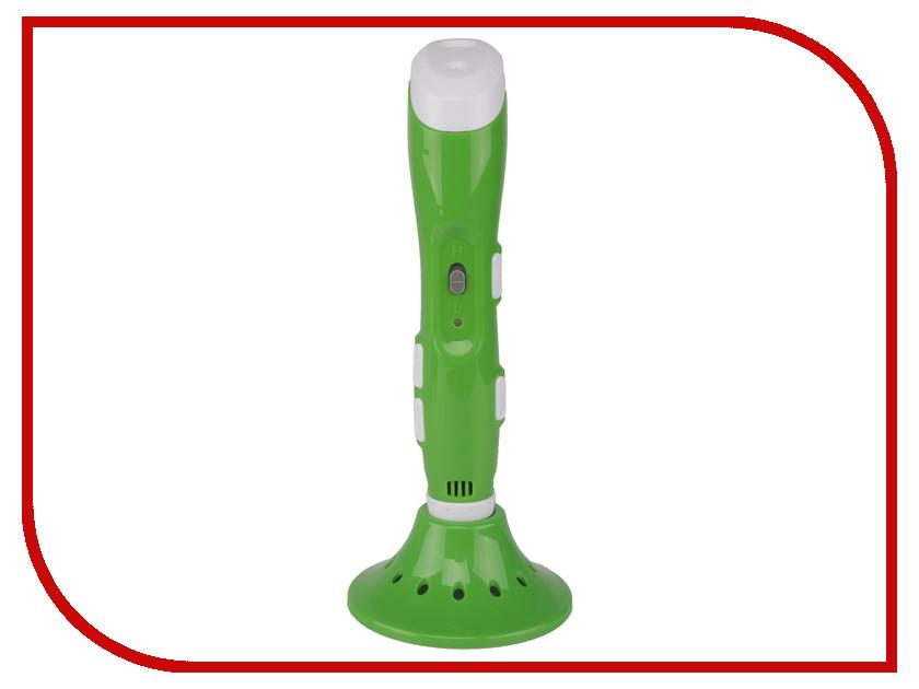 3D ручка Masterplaster 3D Мастер-Пластер Старт Green