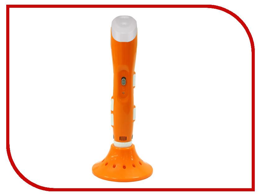 3D ручка Masterplaster 3D Мастер-Пластер Старт Orange