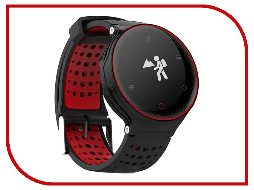 Умные часы Prolike PLSW1000RD Red