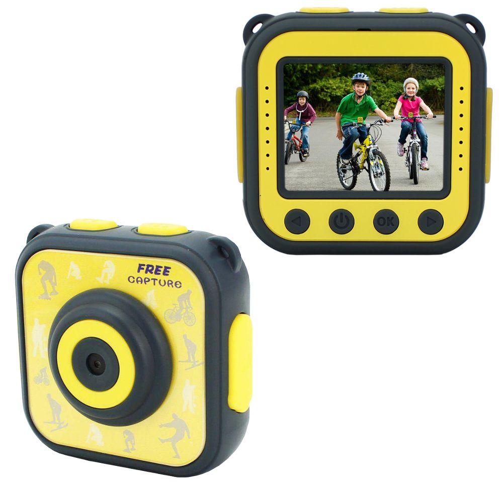 Экшн-камера Prolike PLAC004YW Yellow